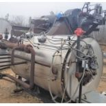 Remote Hot Oil Boiler