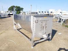 CIP Water Heating Tank 1