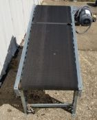 Black Belt Conveyor