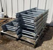 Ladder, for assembly