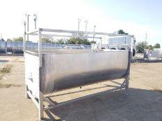 CIP Water Heating Tank 2