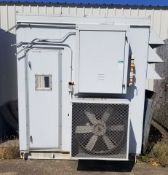 40,000 CFM Rooftop Furnace/AC