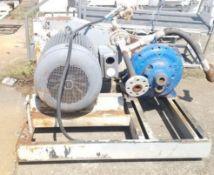 RotoJet Pump - 200HP