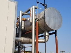 Rooftop Ammonia Accumulator