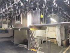 CFS Shackle-line Bird Spray Cabinet 1