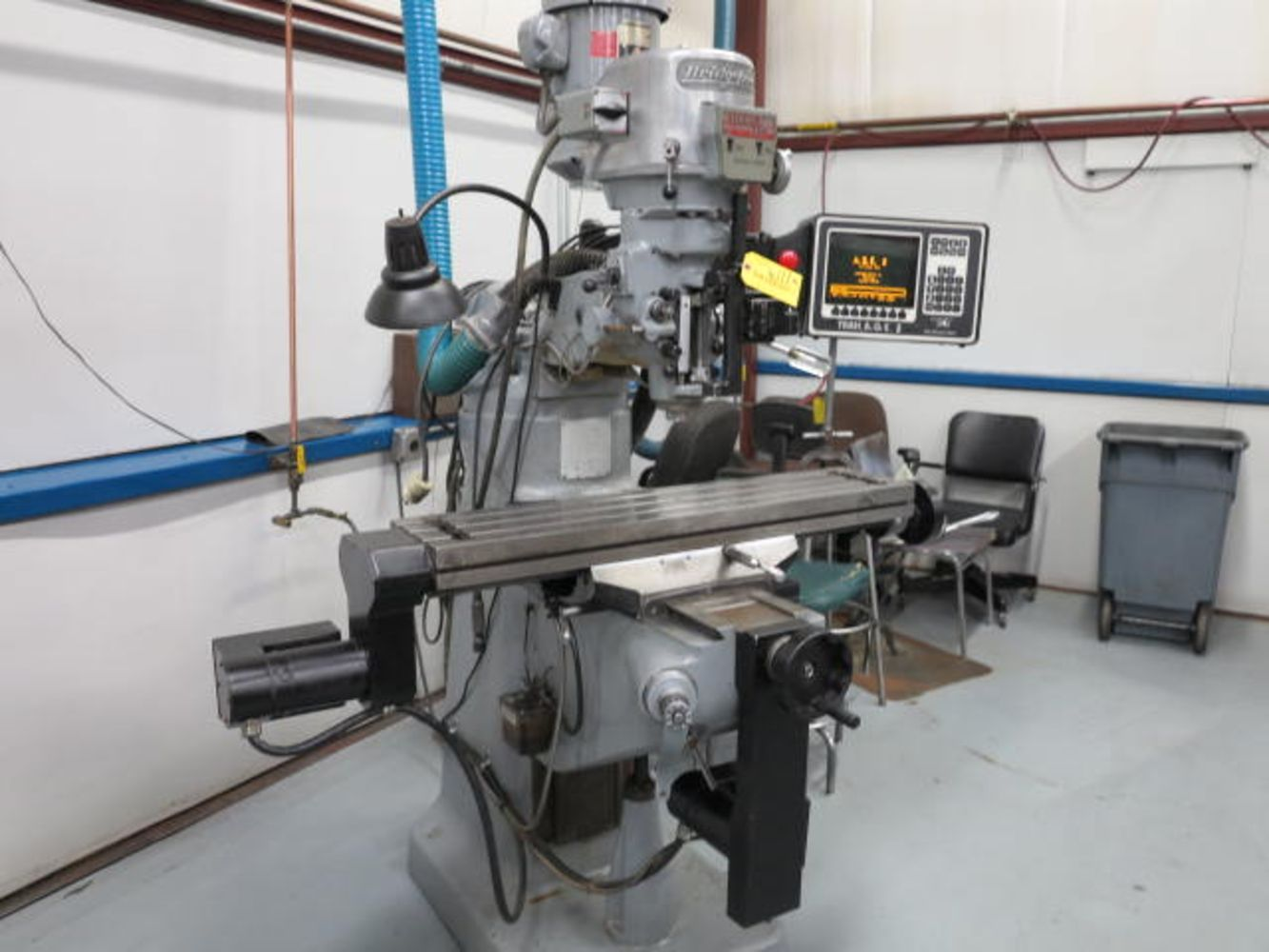 Super Clean Late Model Mold Making CNC Machine Shop featuring Late Model Agie EDM's, Mikron CNC's, Okuma Howa, Fadal VMC's and much more!