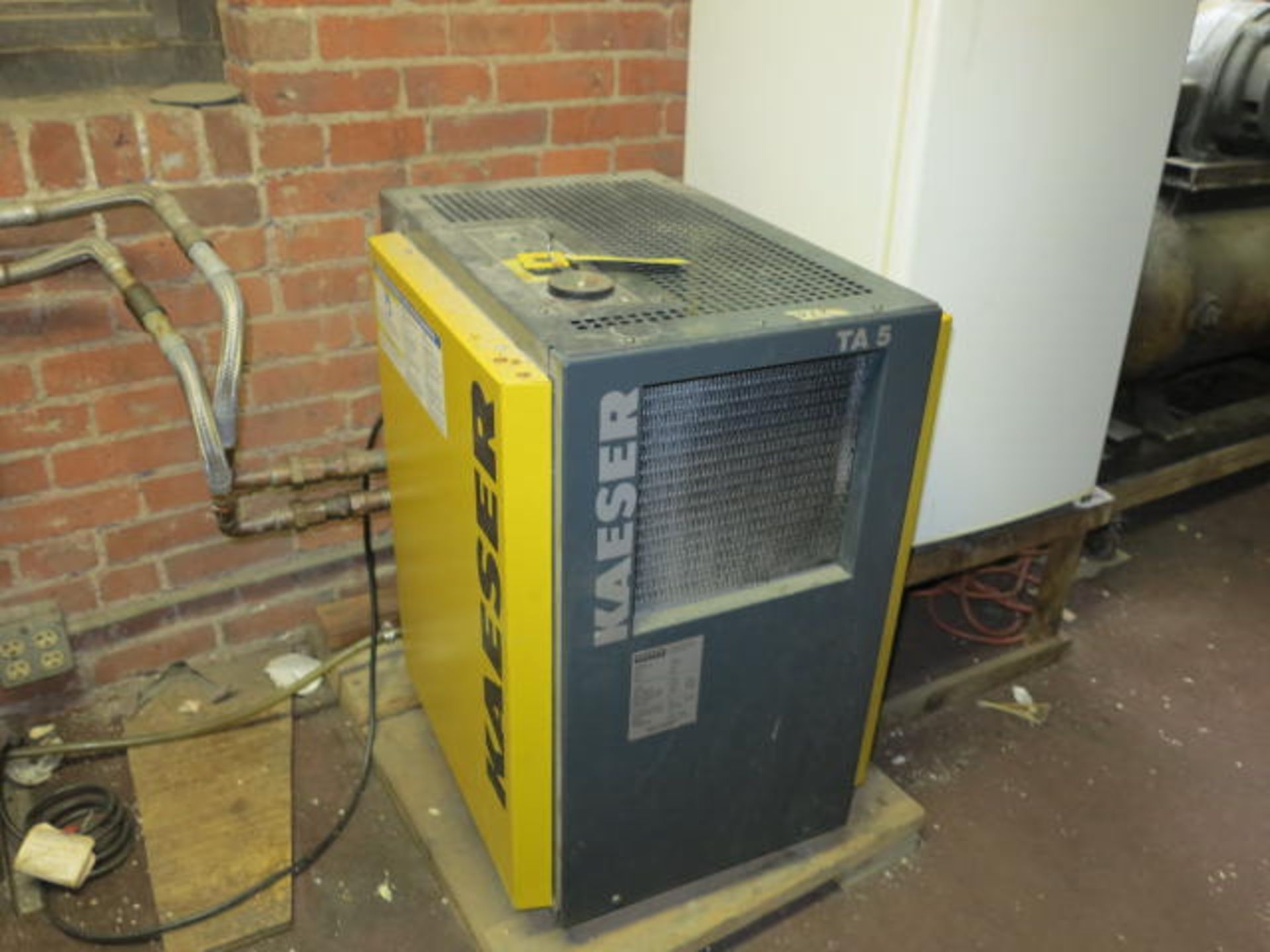 Lot 339 - 2012 Kaiser TA5 Chiller Dryer, S/N 1002