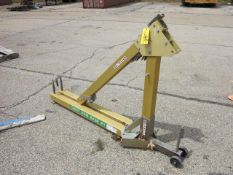 DBI/Sala L430 Davit Arm & Base For Confined Space Entry