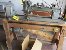 Craftsman Wood Lathe with Accessories