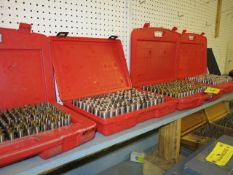 Lot Pin Gages .251 - .830 +/- Location: Elmco Tool 3 Peter Rd Bristol, RI