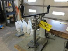 Phase 2 Bench Top Tapper Location: Elmco Tool 3 Peter Rd Bristol, RI