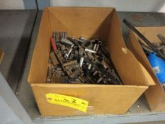 Boxed Lot Socket Drivers Location: Elmco Tool 3 Peter Rd Bristol, RI