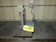 1'' Belt Sander Location: Elmco Tool 3 Peter Rd Bristol, RI