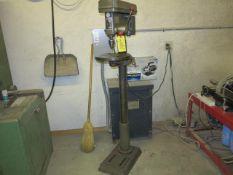 1/2'' Floor Drill Press Location: Elmco Tool 3 Peter Rd Bristol, RI