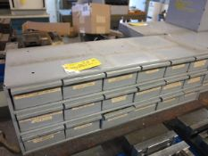 Lot Long Drills, Counter Sinks, Counter Bores and Stamps (substantially full) Location: Elmco Tool 3