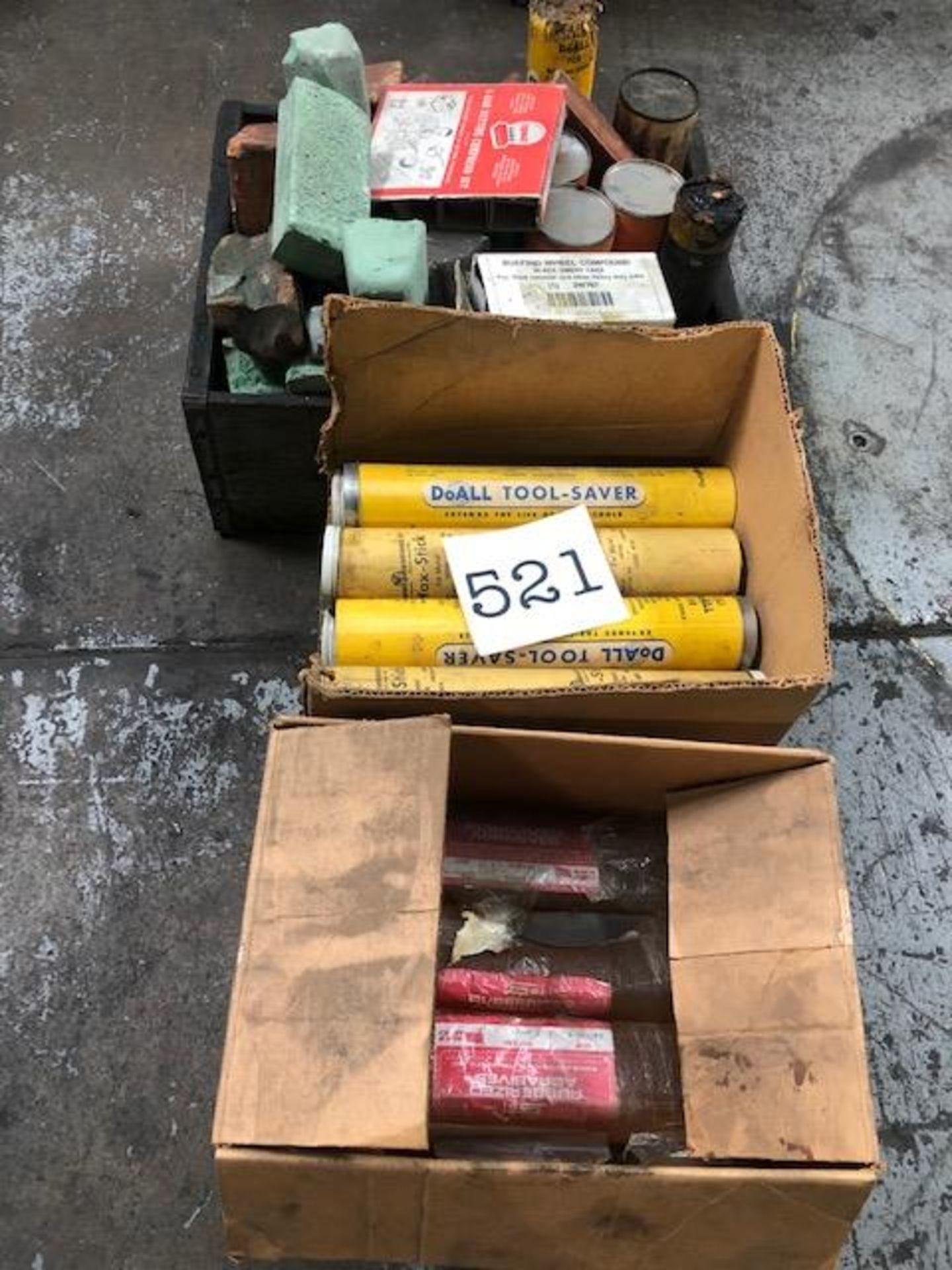 Lot 521 - Miscellaneous Compounds
