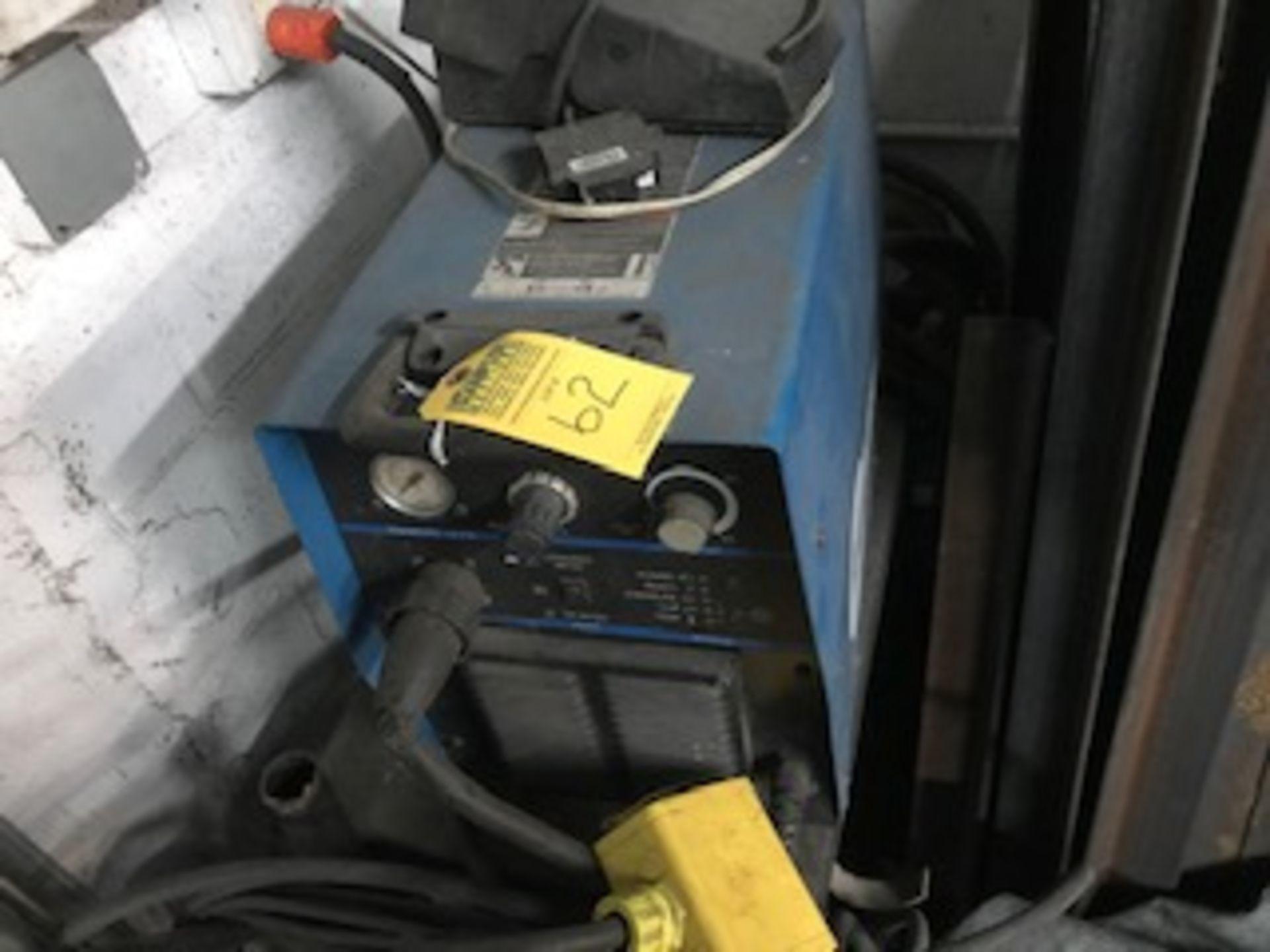 Lot 62 - MILLER SPECTRUM 205DC PLASMA CUTTING SYSTEM WITH AUTO LINE