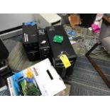 CONTENTS OF ROOM - PARTS, COMPUTERS, HARD DRIVES, ETC