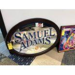SAM ADAMS MIRROR