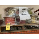 ROLLS ASSORTED WIRE (ON 5 PALLETS)