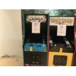 MIDWAY GALAGA VIDEO GAME