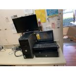 PIECES - POS SYSTEM / 19'' RCA TELEVISION
