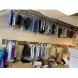 LOT CLOTHING (DRY CLEANED) - MENS / LADIES / CHILDRENS