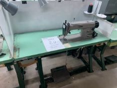 JUKI DDL-5530 SEWING MACHINE WITH MOTOR & STAND