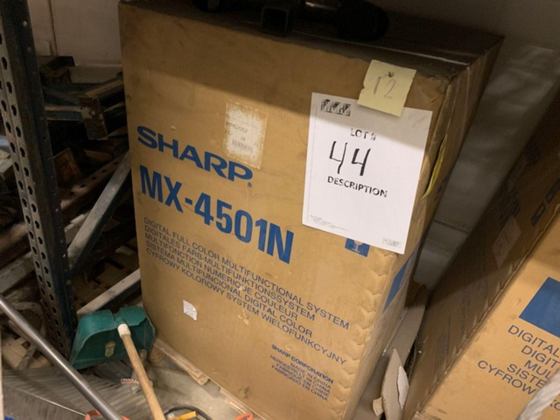 Lot 44 - SHARP MX-4501N COPIER (NEW IN BOX)