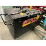 BLACK ''SITE-BOX'' JOB BOX
