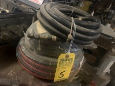 ASSORTED SIZE AIR HOSES