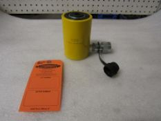 """RC-202 MINT - 20 ton Hydraulic Jack with 2"""" stroke type cylinder"""