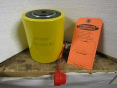 """RC-502 MINT - 50 ton Hydraulic Jack with 2"""" stroke type cylinder"""