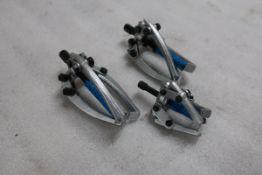 Lot of 3 bearing pullers - MINT & Unused