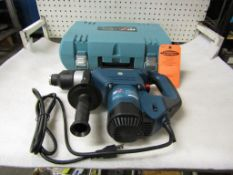 "BRAND NEW Max Electric Rotary Hammer unit with 32mm / 1.25"" max drilling diameter - model H-321"