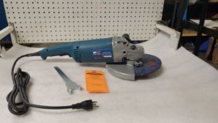 "BRAND NEW Max 9"" Angle Grinder model G180"