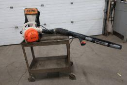 Stihl model BR-45C Leaf Blower Portable Gas Powered BACK PACK blower mint