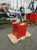 Omni Horizontal Band Saw - GEAR DRIVEN MOTOR with POWER HEAD with Automatic & Manual cut - MINT &