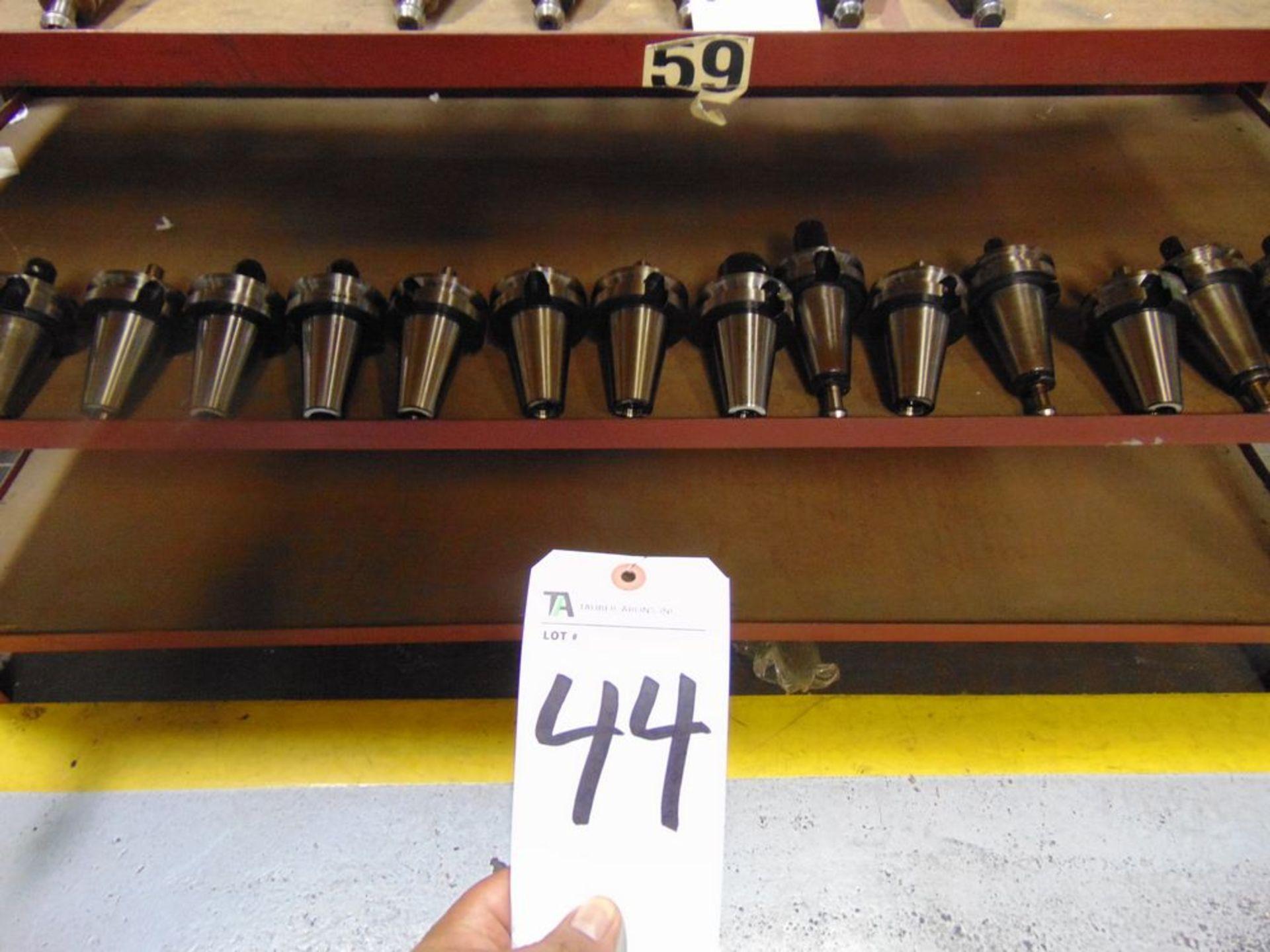 Lot 44 - Tecnara & Others, 45 Taper Tool Holders