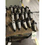 Tecnara & Others, 50 Taper Tool Holders