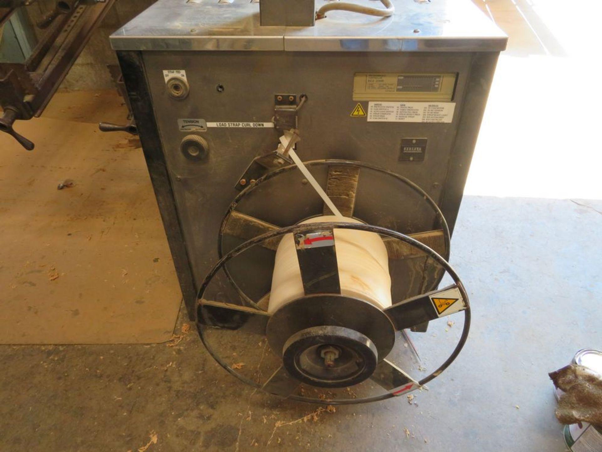 Lot 8 - Polychem GP33 Automatic Banding System