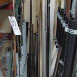 (Lot) Aluminum, S.S. & Steel Stock Only