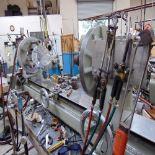 Litton mod. HSJ, 18'' x 48'' Glass Lathe