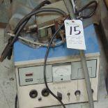 (Lot) Spot Welder w/ Hughes mod. HRW100C, Power Supply