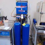 G-Tec mod. FM-100, Natural Gas System w/ (4) Tanks