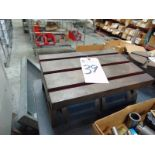 10'' x 15'' Tilting Table