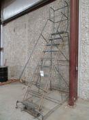 Cotterman 10 Step Portable Ladder