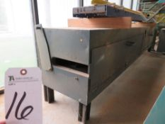 (Lot) 3'' T x 12'' W Opening x 12' L Oven Station