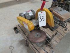 Everett Abrasive 3hp 10'' Chop Saw