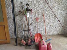 (Lot) Gardening Tools